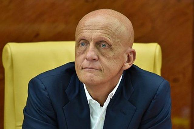 Коллина получил назначение вФИФА