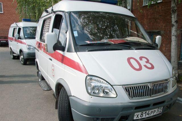 ВЛенинградской области машина столкнулась савтобусом, один человек умер