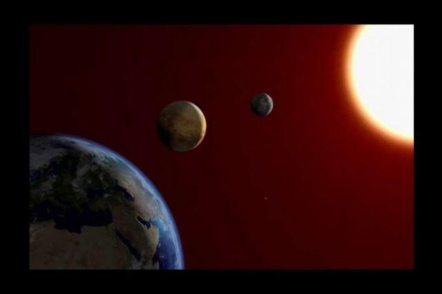 Тюменцы смогут наблюдать сразу два лунных затмения в2015-м году
