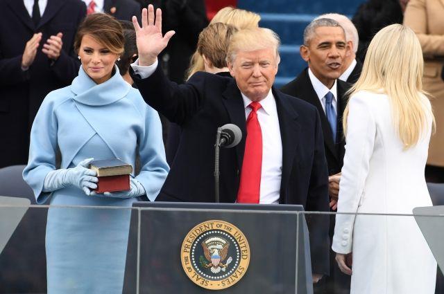 Администрация Трампа обнародовал новейшую программу внутренней ивнешней политики США