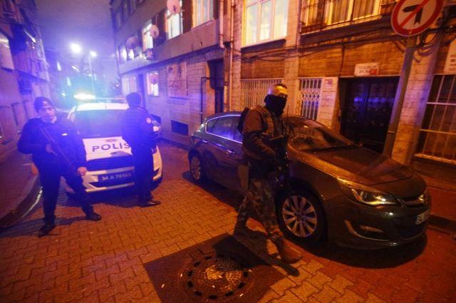 ВСтамбуле обстреляли сооружение управления безопасности