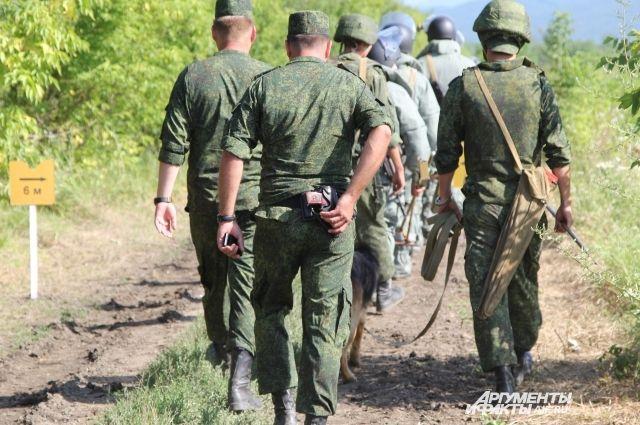Новый саперный полк сформирован вКраснодарском крае