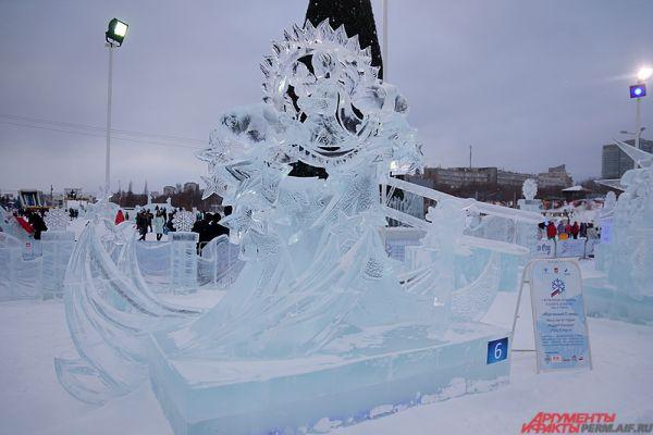 Напомним, кубок «Зимний вернисаж» проходит в Перми один раз в два года.