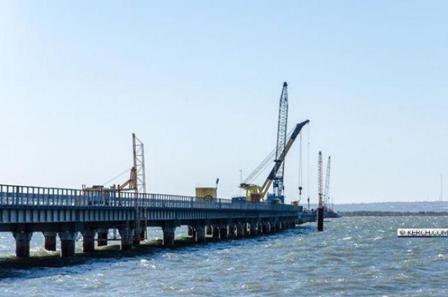 Компания Ротенберга займется строительством железнодорожных подходов кКерченскому мосту