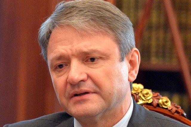 Ткачев и Шмидт обсудили торговые отношения после снятия санкций