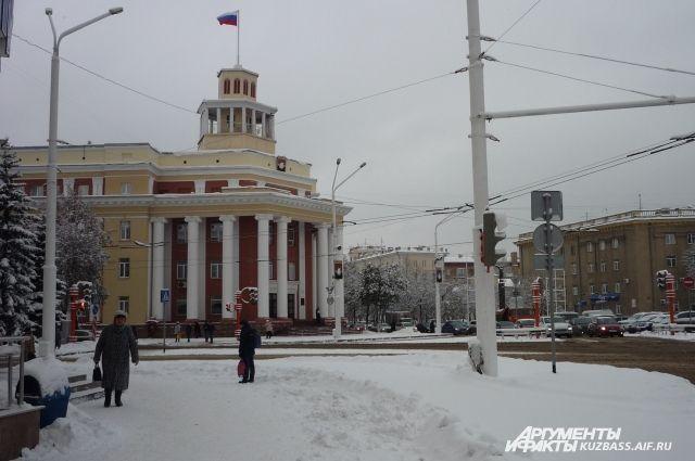 Сибирская автостопщица добралась до Кемерова.