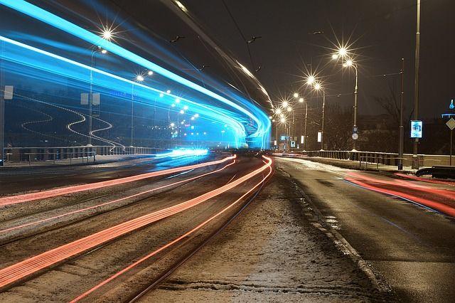 Работа электротранспорта вечером убыточна.