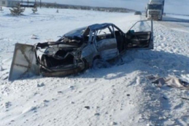 ДТП произошло 22 января в 10:31 в Кузнецком районе.