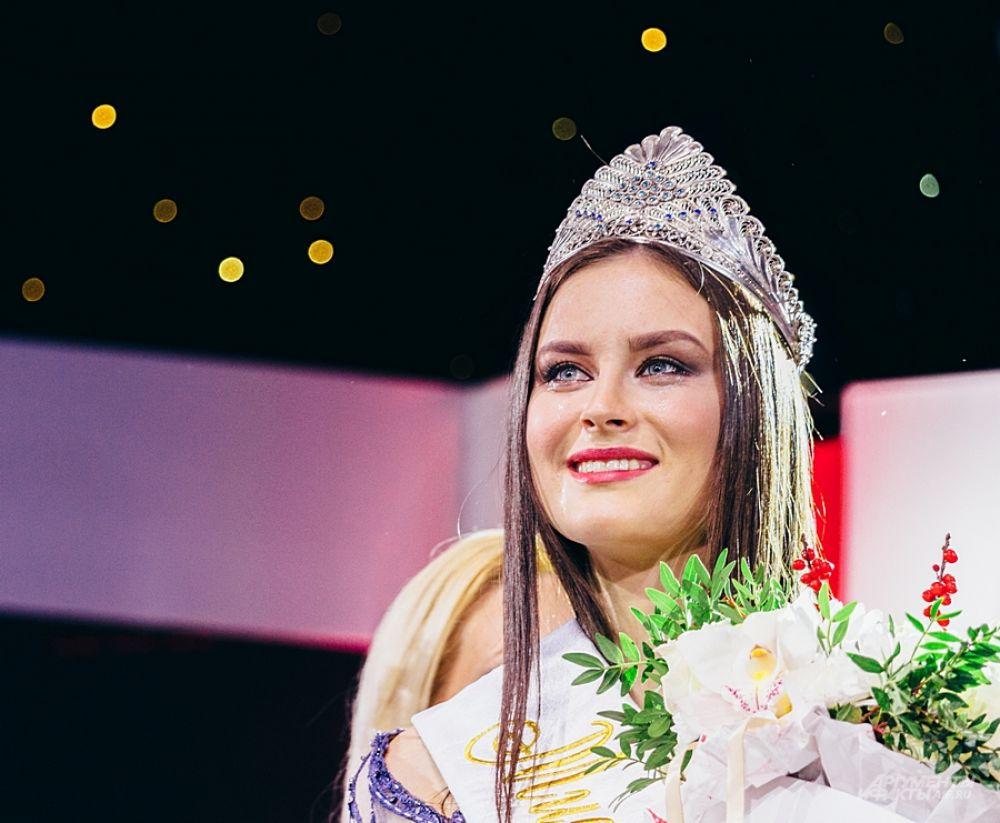 Зульфия Шарафеева не смогла сдержать слез после победы.