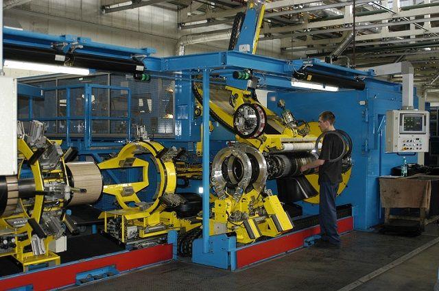Объем отгруженных товаров промышленными предприятиями области за соответствующий период составил 186,4 млрд. руб.