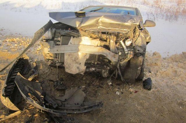 ВОрловской области в трагедии натрассе погибла 38-летняя женщина