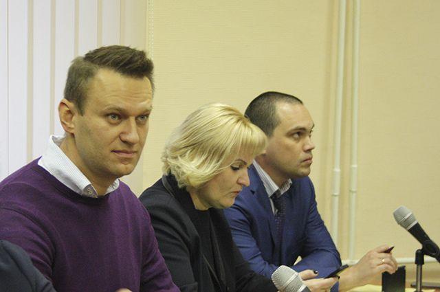 Штаб Алексея Навального вЕкатеринбурге откроется вконце февраля