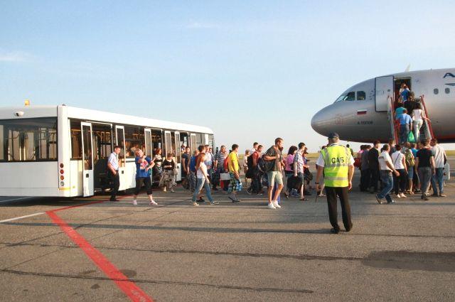 Летом число рейсов увеличится.
