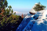 Госуда́рственный приро́дный запове́дник «Столбы́» — расположен на северо-западных отрогах Восточных Саян, граничащих со Среднесибирским плоскогорьем.