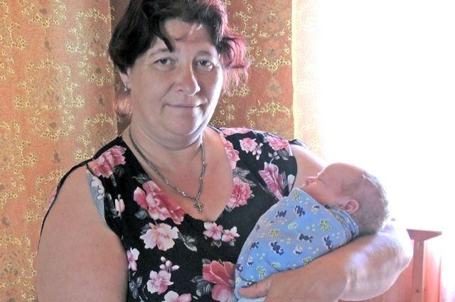 Ольга Бочкова с дочерью Дариной, которая родилась 12 июня 2015 года.