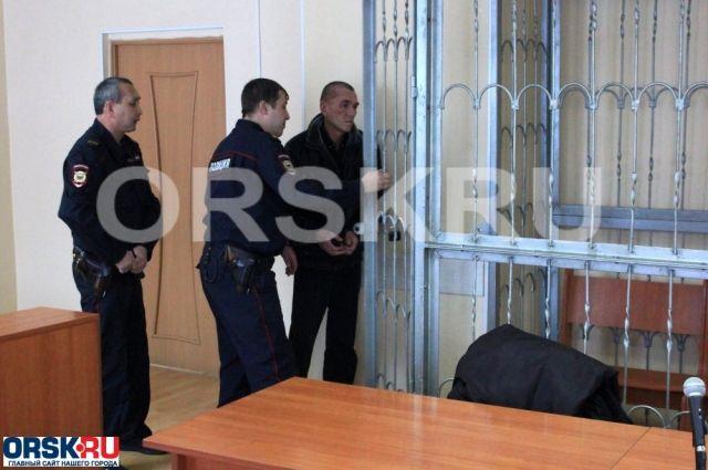 В Орске судят мужчину, подозреваемого в  расчленении трупа