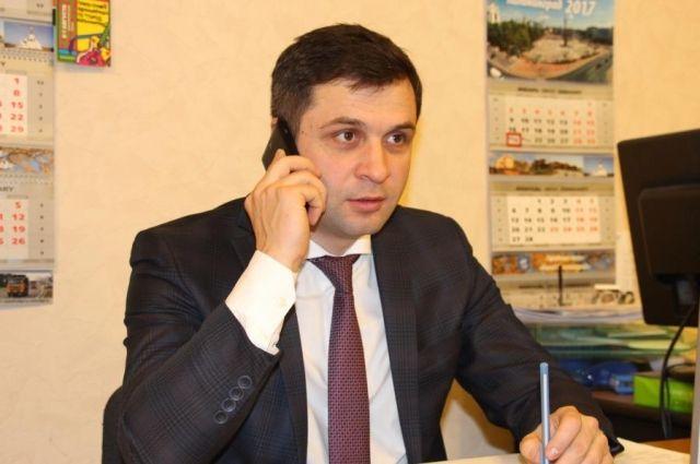 МП «Чистота» в Калининграде возглавил Максим Коваленко.