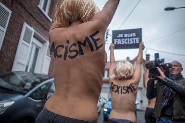 Активистка Femen заявила о распаде движения
