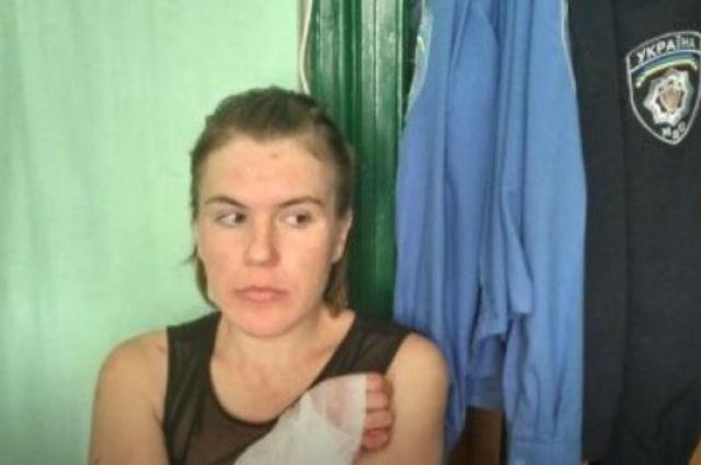 Милиция задержала вКиеве россиянку, сбежавшую изпсихбольницы Львова