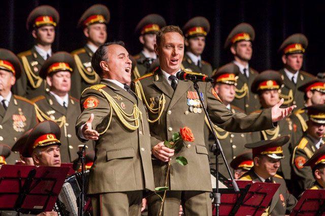 ВРыбинске пройдет концерт впамять опогибших артистах ансамбля им.Александрова