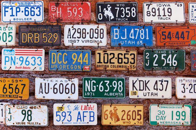Тест: Угадай страну по раритетному номеру автомобиля