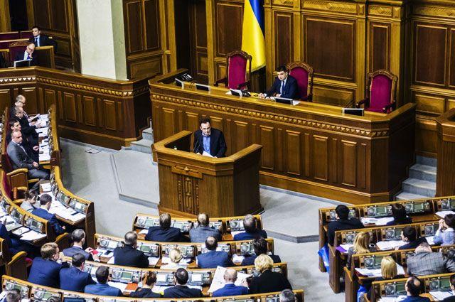 Объявление тотальной украинизации. Чем грозит Киеву принятие закона о языке