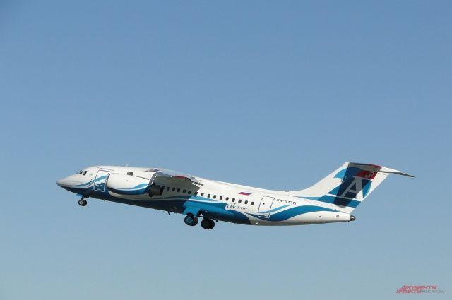ВНовосибирске аварийно сел Boeing, летевший изТаиланда вСамару