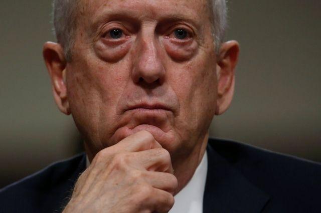 Новый руководитель Пентагона провел 1-ый разговор с генеральным секретарем НАТО