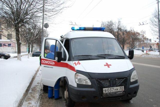 В Прокопьевске мальчик попал под колеса иномарки.