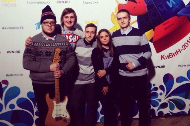 Ребята получили путёвку в Премьер-лигу благодаря успешному выступлению на XXVIII Международном фестивале команд «КиВиН-2017», который прошёл в Сочи 22 января этого года.