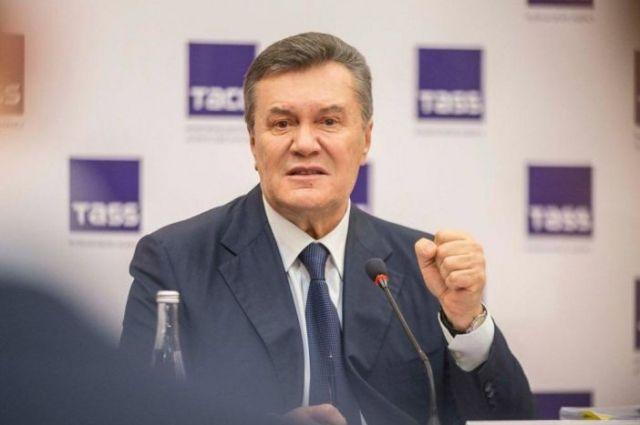 Госизмена: ГПУ ожидает Януковича надопросы 27 и30января