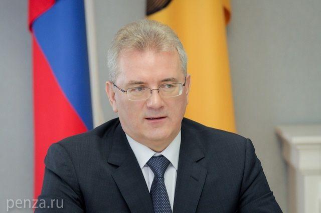 С инициативой выступил губернатор Пензенской области.