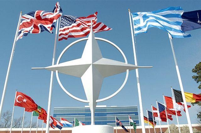 НАТО нерассматривает возможность вступления государства Украины в союз