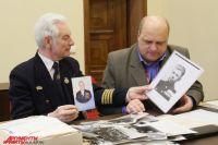 Военный историк Виктор Геманов Почти полвека военный историк, писатель Виктор Геманов собирал материалы о «подводнике № 1» Александре Маринеско.