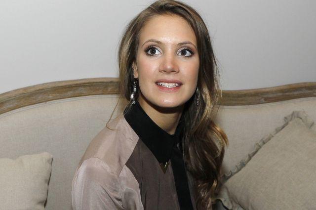 Кира Пластинина вышла замуж намексиканском береге