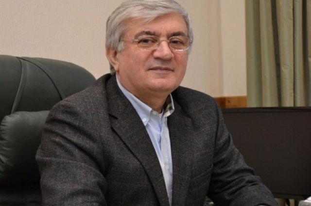 Профессор, доктор медицинских наук Садулла Абакаров