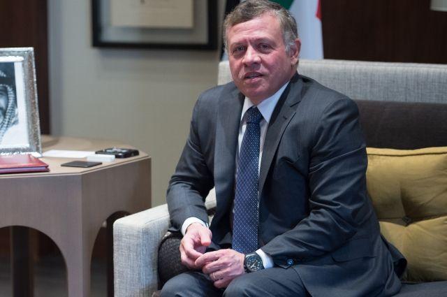 Путин проведет встречу с королем Иордании 25 января