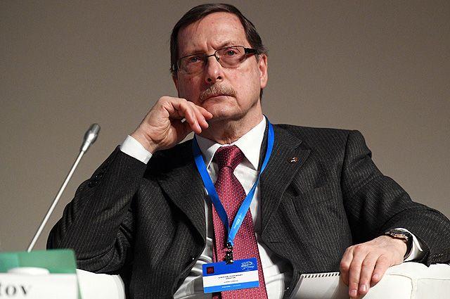 Ученый и политолог Алексей Арбатов.