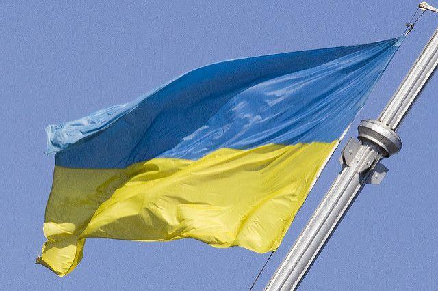 Автомобилисты вышли на протест к зданию кабмина Украины
