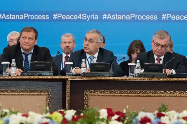Чем завершились переговоры по Сирии в Астане?