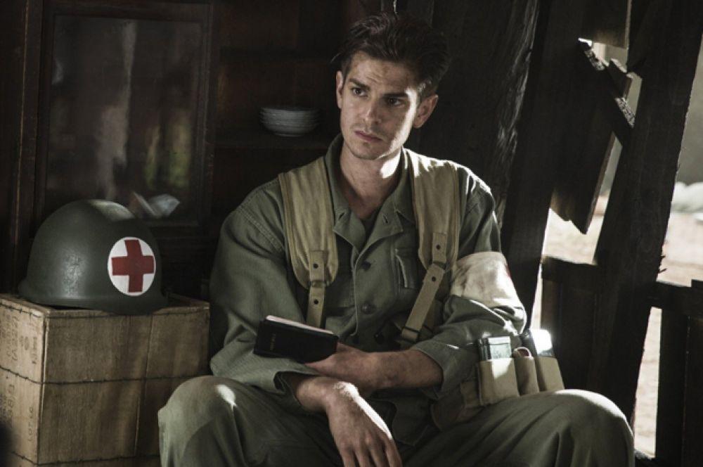 Военная драма режиссёра Мела Гибсона «По соображениям совести», основанная на реальных событиях.