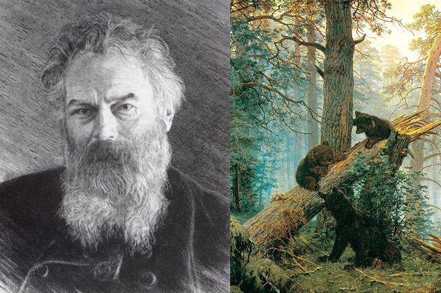 Иван Шишкин живописал русскую природу.