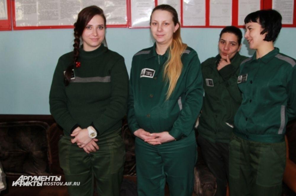 В ИК-18 отбывают срок восемь беременных женщин.