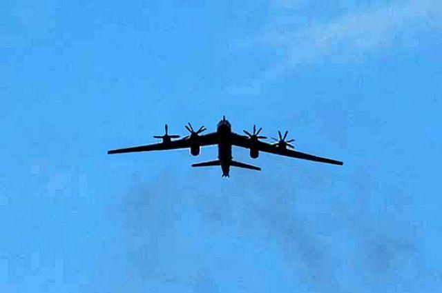 Японские ВВС поднимались потревоге из-за русских бомбардировщиков