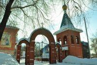 Храм святой Татианы в Омске.