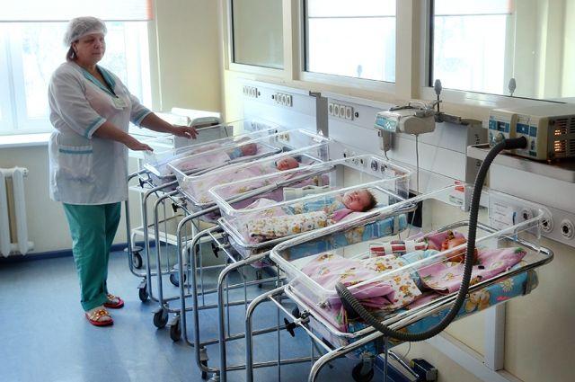 15 отказов от новорожденных зафиксировано за год в Калининградской области.