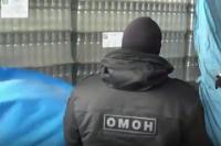Задержаны 9 активистов нелегального бизнеса.