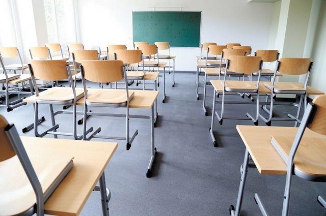 Из-за гриппа и ОРВИ занятия в школах отменили