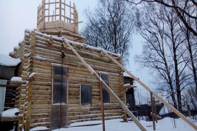 Храм, январь 2017