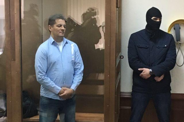 Суд в столице рассмотрит продление ареста Р.Сущенко 25января